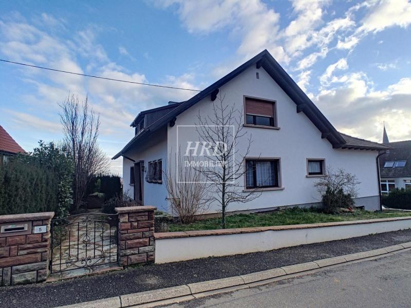Vente maison / villa Mittelbergheim 490000€ - Photo 1