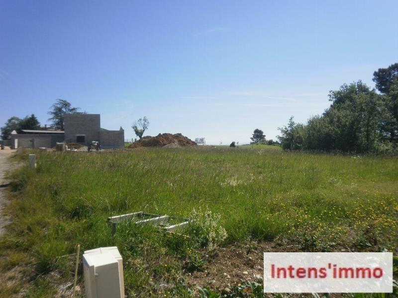 Vente terrain St bardoux 115000€ - Photo 1