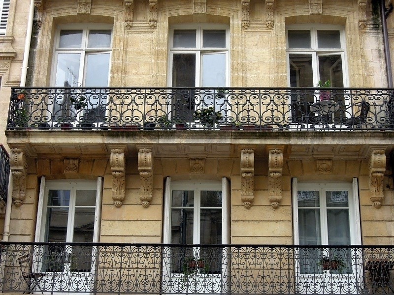 Vente appartement Bordeaux 442 000€ - Photo 2