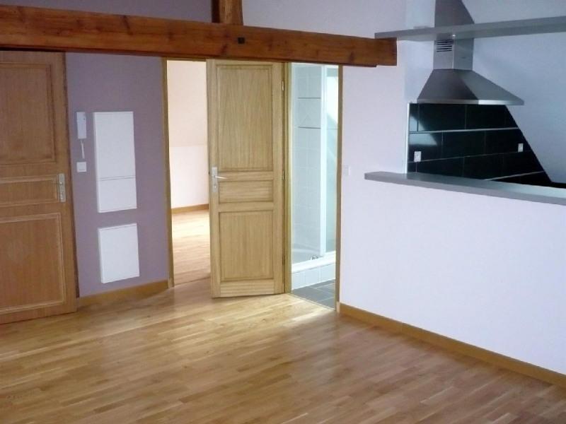Rental apartment Bois le roi 858€ CC - Picture 2