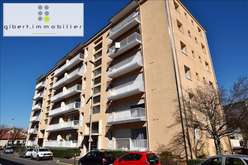 Sale apartment Le puy en velay 129 750€ - Picture 1