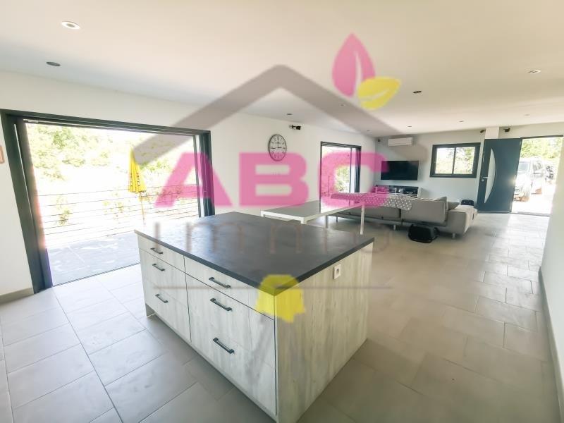 Vente maison / villa Rougiers 525000€ - Photo 2