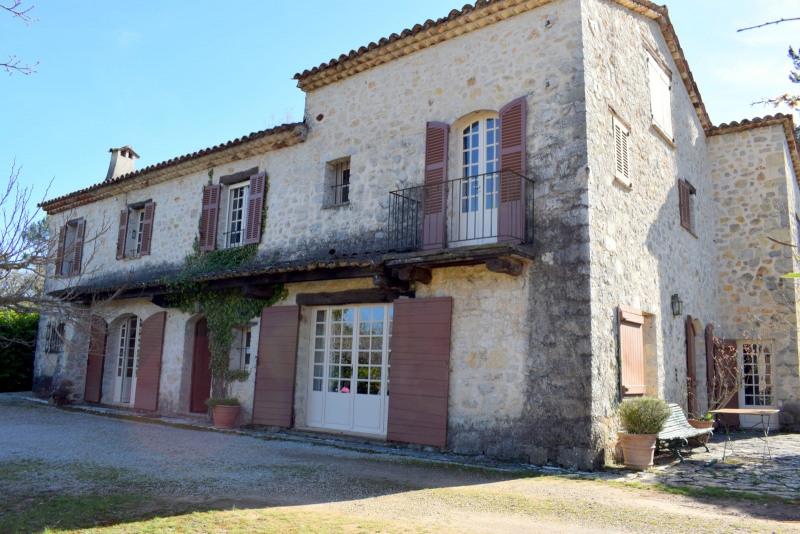 Venta de prestigio  casa Fayence 1260000€ - Fotografía 12