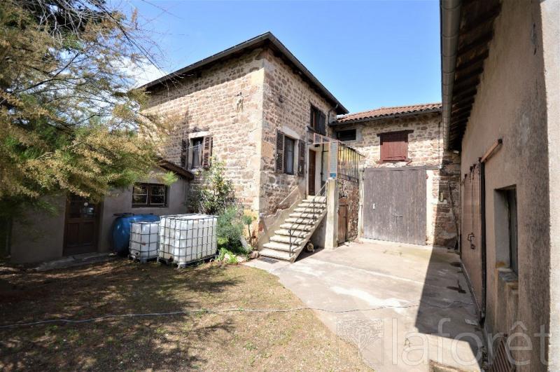 Vente maison / villa Villie morgon 130000€ - Photo 1