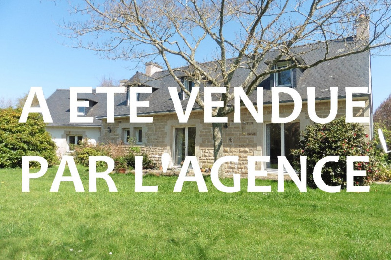 Sale house / villa Pont l abbe 294 000€ - Picture 1
