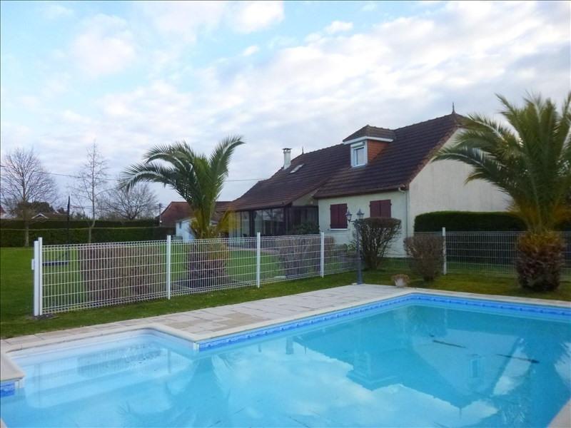 Sale house / villa Theze 255500€ - Picture 1
