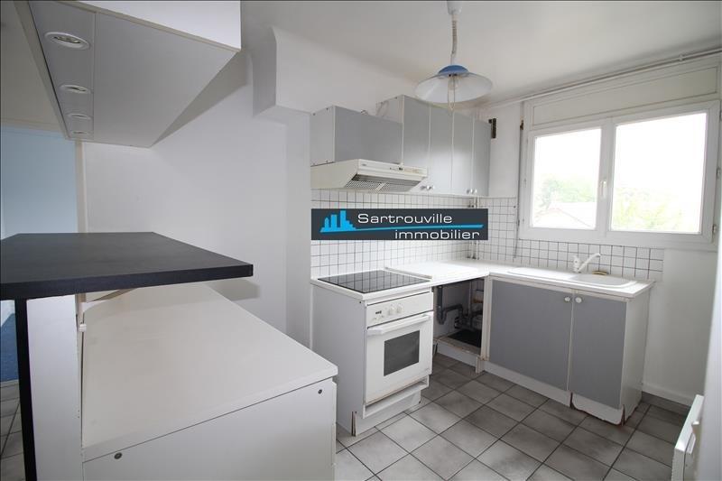 Vendita appartamento Sartrouville 151000€ - Fotografia 4