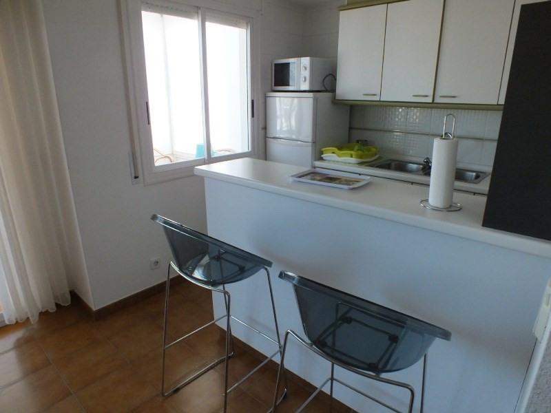 Alquiler vacaciones  apartamento Roses santa-margarita 680€ - Fotografía 13