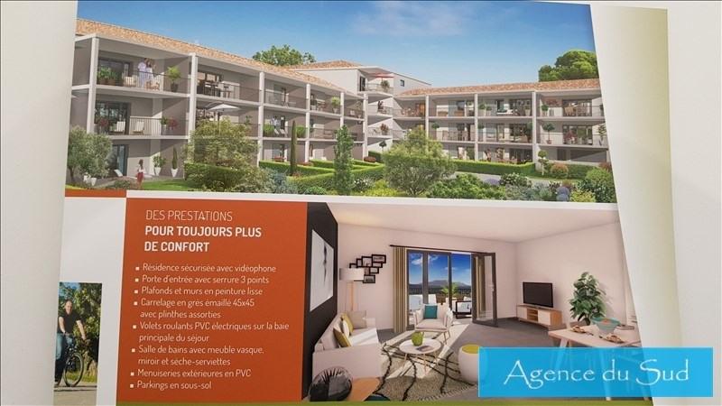 Vente appartement Cuges les pins 164000€ - Photo 1