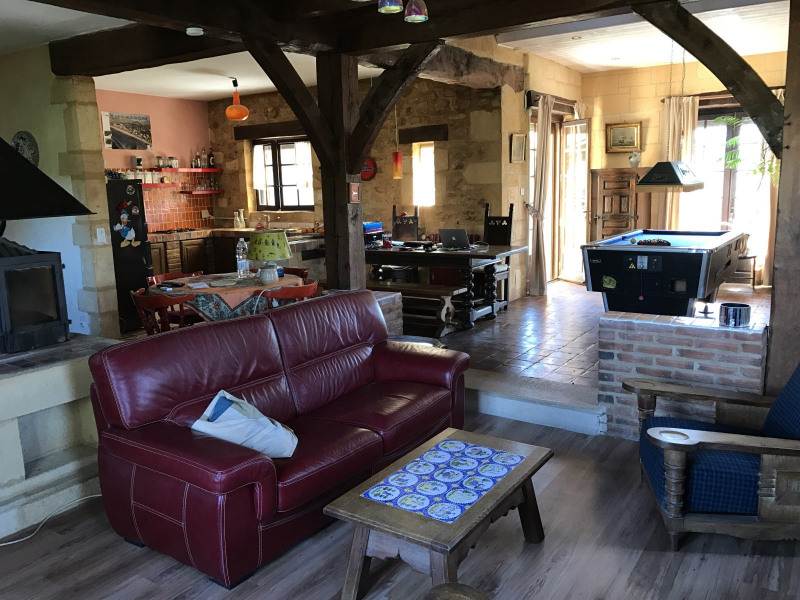Vente maison / villa Saint-cyprien 310 000€ - Photo 5