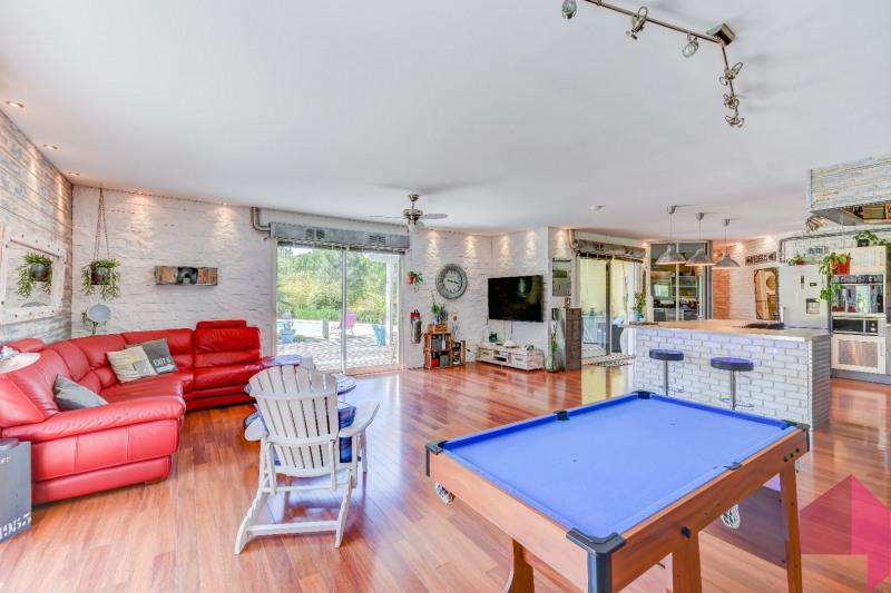 Vente maison / villa Ayguesvives 450000€ - Photo 8