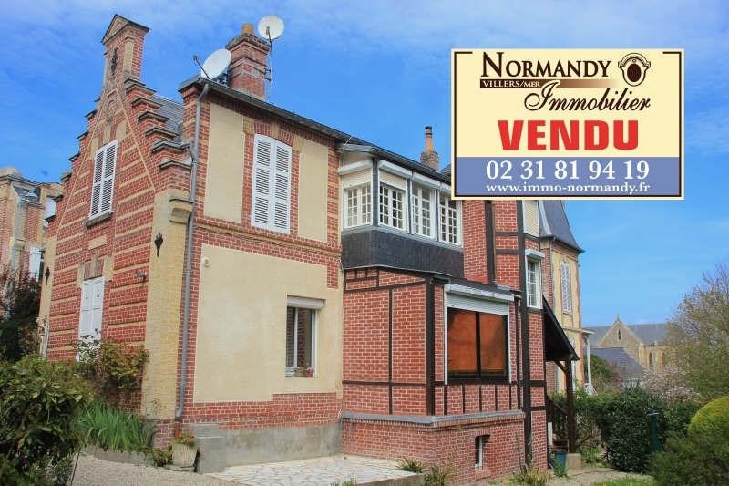 Deluxe sale house / villa Villers sur mer 685000€ - Picture 1