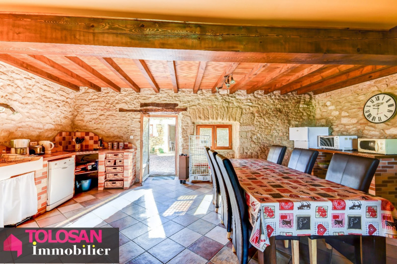 Deluxe sale house / villa Labastide beauvoir 880 000€ - Picture 11