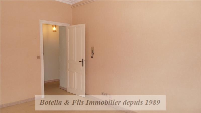 Prodotto dell' investimento appartamento Bagnols sur ceze 110000€ - Fotografia 5