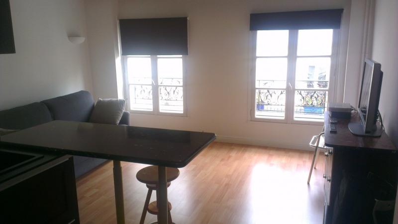 Rental apartment Paris 7ème 1100€ CC - Picture 2