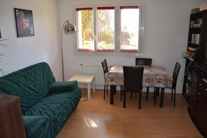 Rental apartment Le mesnil esnard 397€ CC - Picture 1