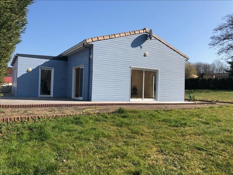 Vente maison / villa Liguge 269000€ - Photo 7