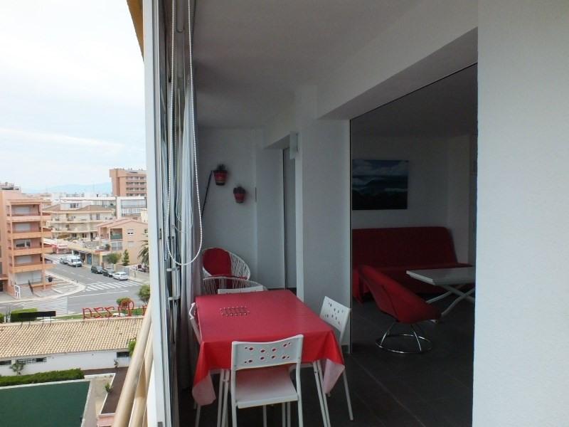Alquiler vacaciones  apartamento Roses santa-margarita 400€ - Fotografía 12
