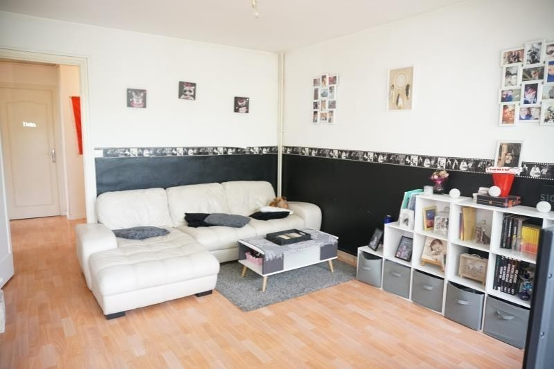 Investment property apartment Herouville st clair 76000€ - Picture 4