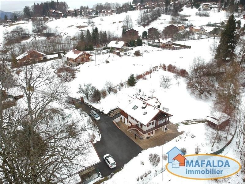 Vente maison / villa Mont saxonnex 499000€ - Photo 9