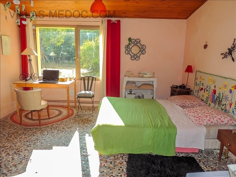 Sale house / villa Grayan et l'hopital 149500€ - Picture 8