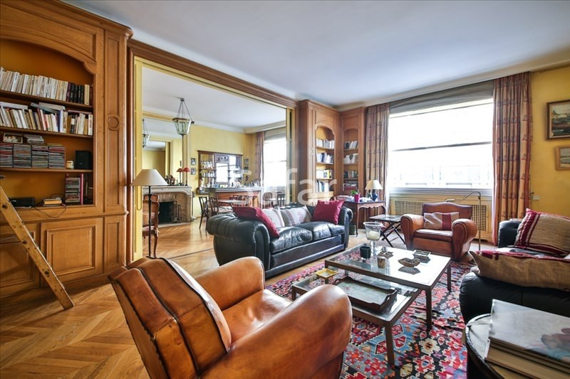 Vente de prestige appartement Paris 16ème 1 950 000€ - Photo 1