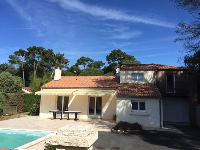 Sale house / villa St vincent sur jard 353600€ - Picture 3