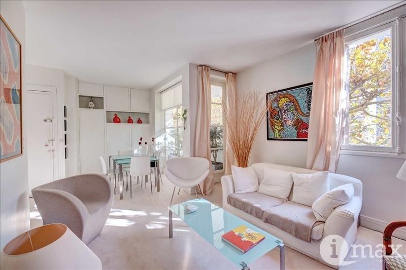 Sale apartment Courbevoie 385000€ - Picture 2