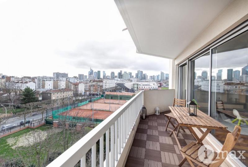 Appartement Courbevoie 4 pièce(s) 89 m2