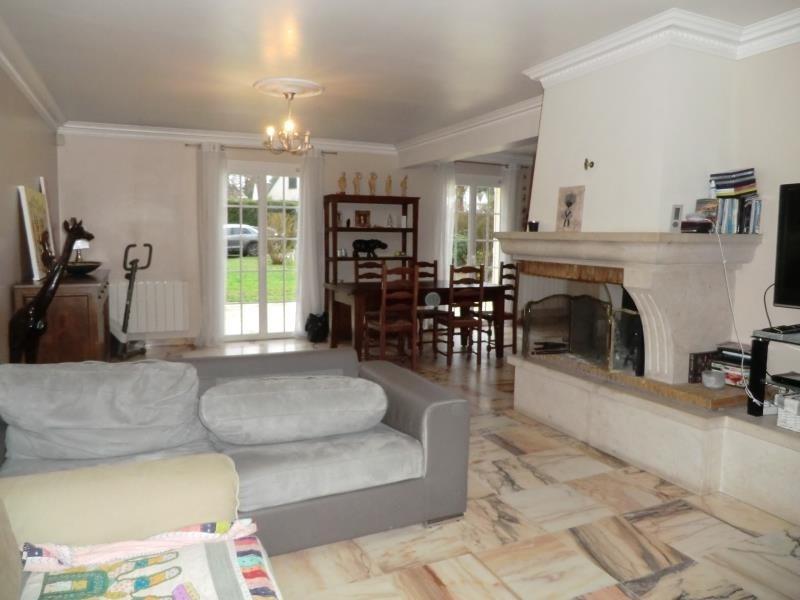 Vente maison / villa Coye la foret 520000€ - Photo 6