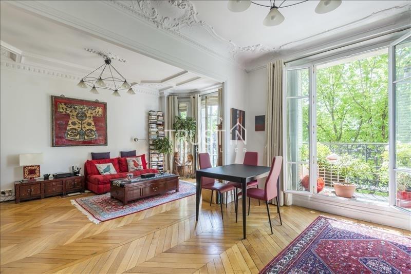 Vente appartement Paris 15ème 750000€ - Photo 1