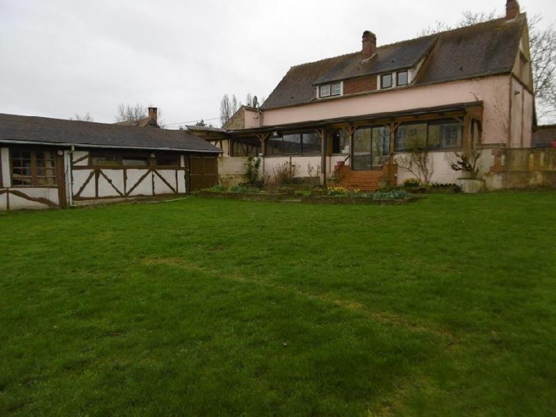 Vente maison / villa Gisors 315000€ - Photo 2