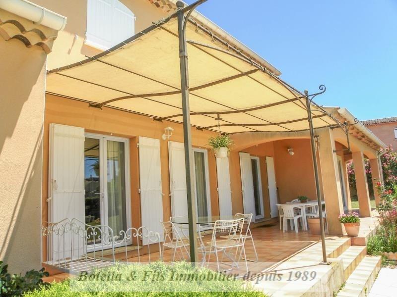 Verkoop  huis Goudargues 369000€ - Foto 10