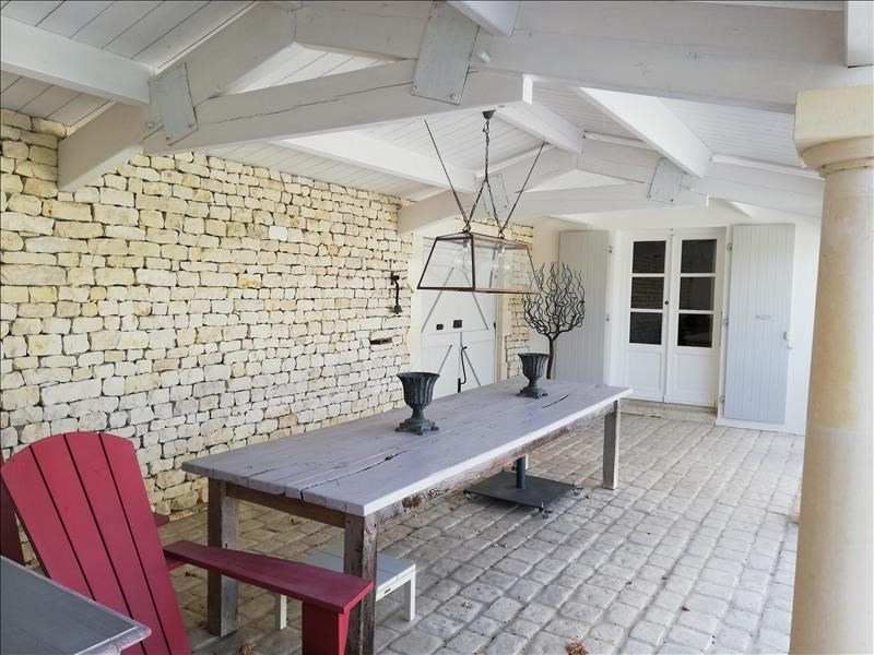 Deluxe sale house / villa Saint martin de re 695 000€ - Picture 2