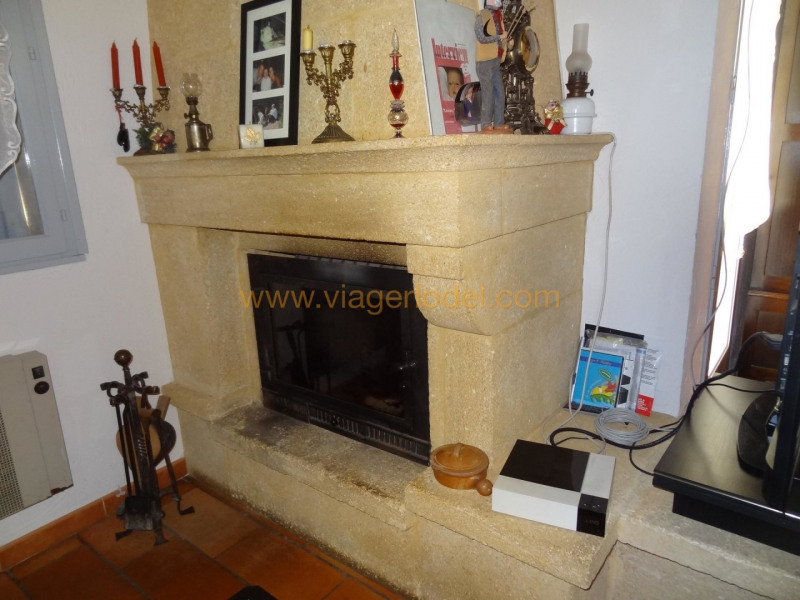 Life annuity house / villa Theziers 70000€ - Picture 11