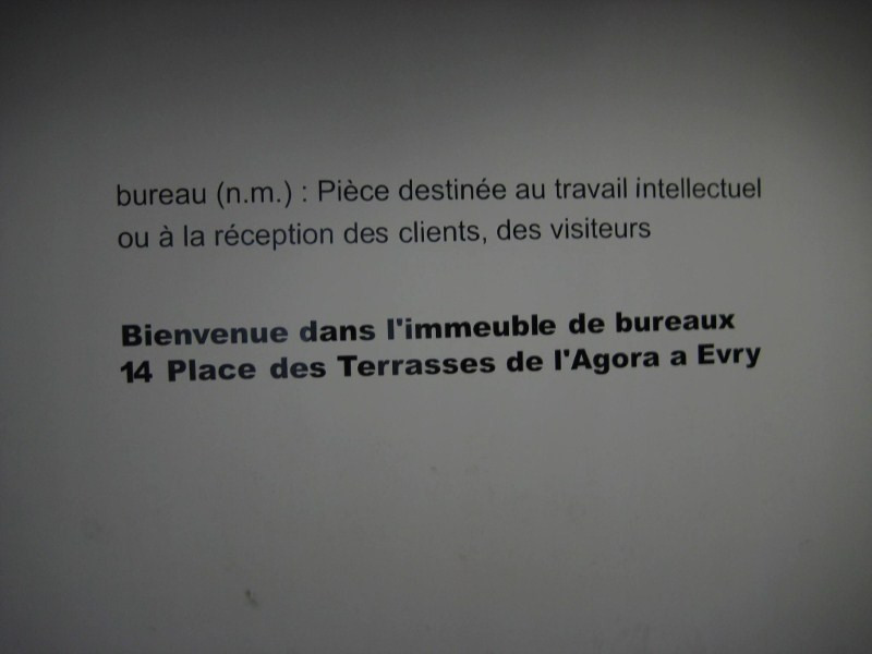 Location bureau Evry 700€ HT/HC - Photo 8