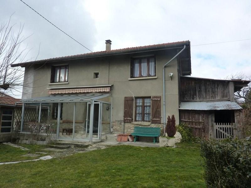 Sale house / villa Maubec 220000€ - Picture 2