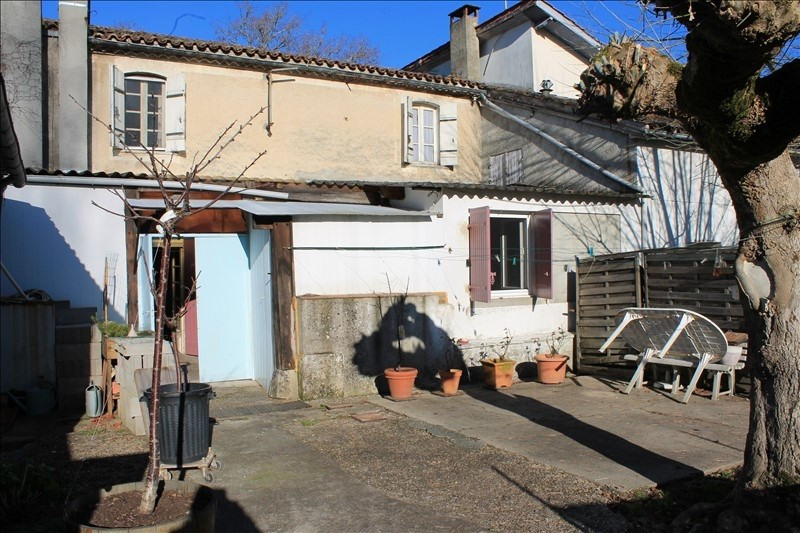 Vente maison / villa Villandraut 161 000€ - Photo 1