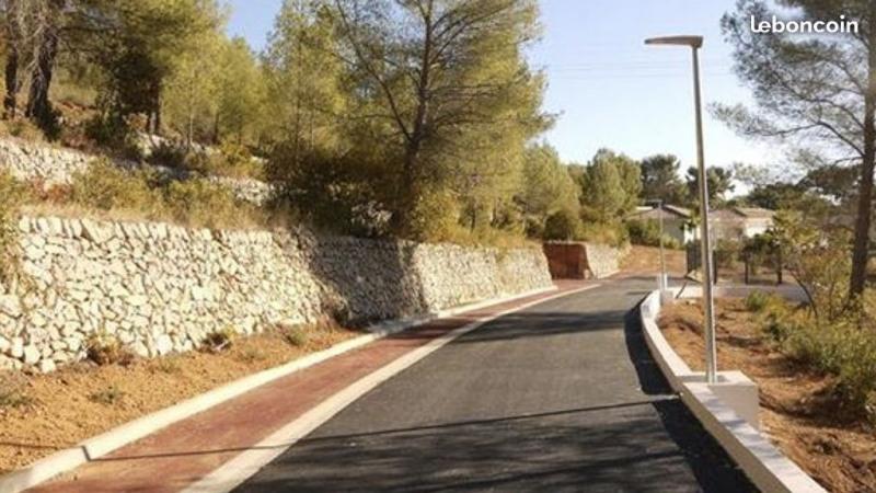 Vente terrain Toulon 300000€ - Photo 1