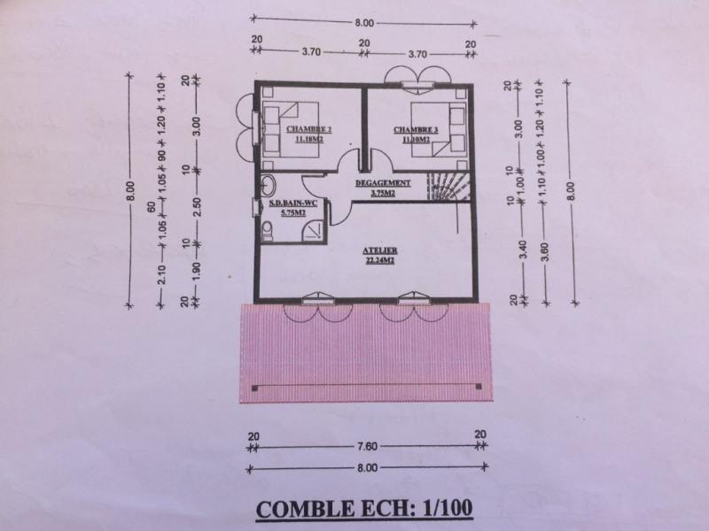 Vente maison / villa Ravine des cabris 285000€ - Photo 3