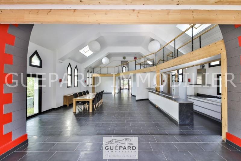 Revenda residencial de prestígio casa Chatillon 1450000€ - Fotografia 4