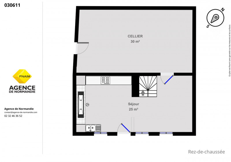 Investment property house / villa Montreuil-l'argillé 27000€ - Picture 7