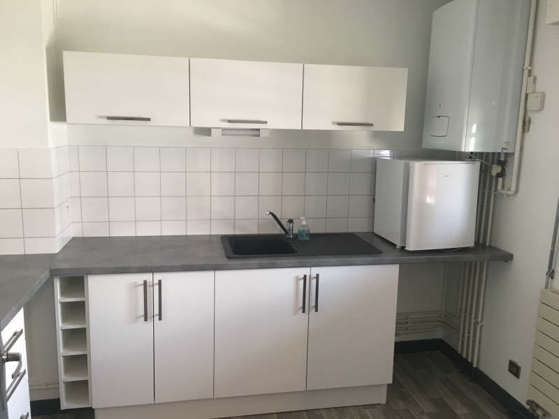 Rental apartment Poitiers 510€ CC - Picture 1