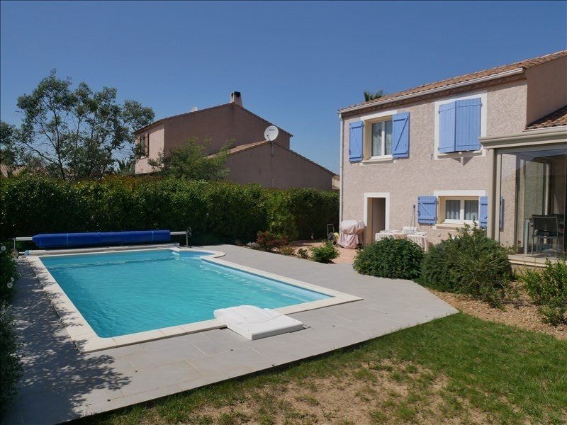 Sale house / villa Serignan 358000€ - Picture 1