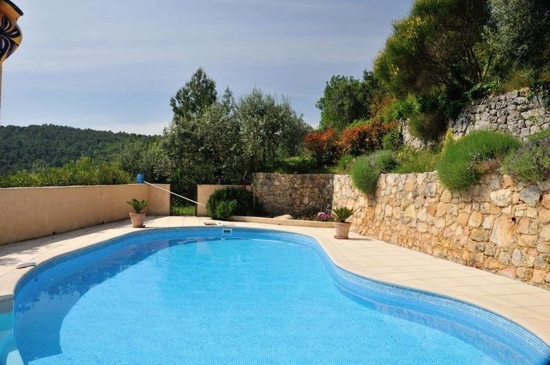Revenda residencial de prestígio casa Seillans 895000€ - Fotografia 2