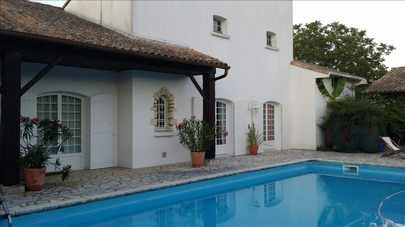 Vente maison / villa Saint sulpice de royan 504000€ - Photo 1