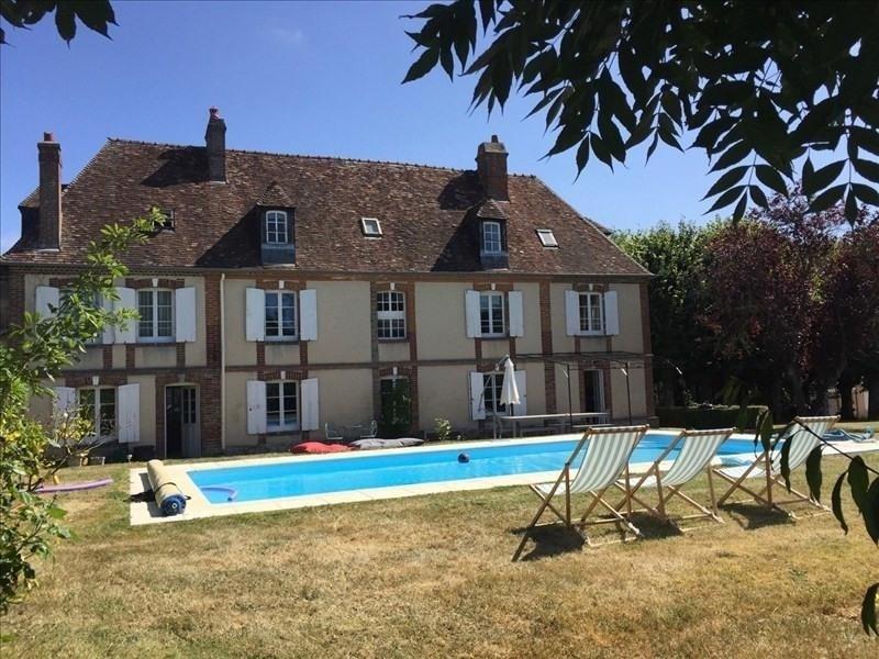 Vente de prestige maison / villa Conches en ouche 680000€ - Photo 8