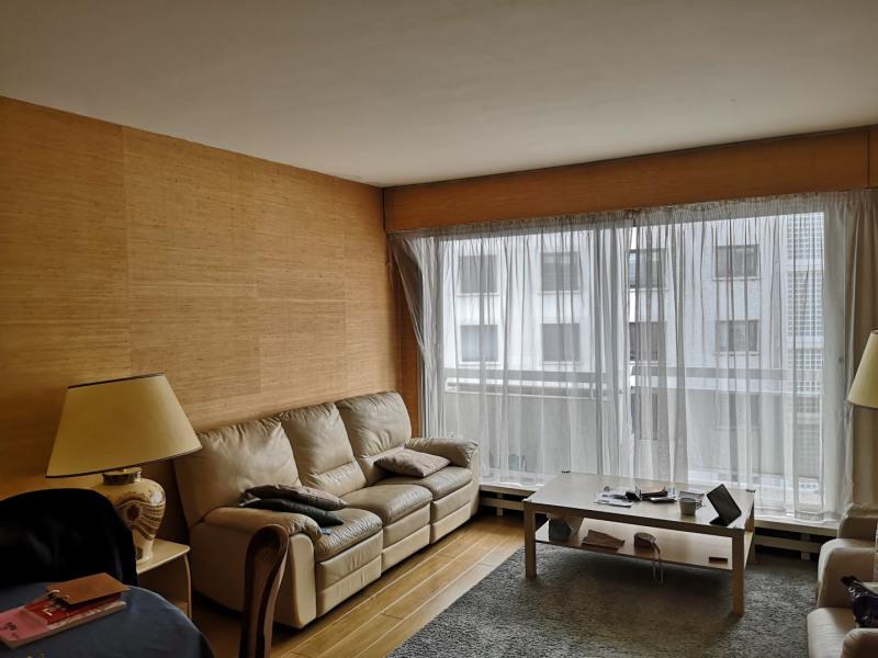 Rental apartment Paris 16ème 2998€ CC - Picture 1