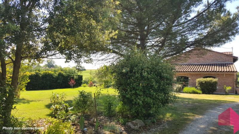 Deluxe sale house / villa Montrabe 615000€ - Picture 2