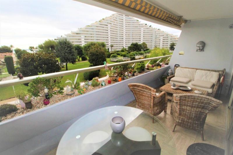 Sale apartment Villeneuve loubet 300000€ - Picture 2